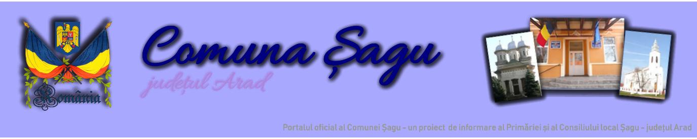 Comuna Șagu – județul Arad
